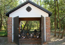 Bike House at Breeden Inn