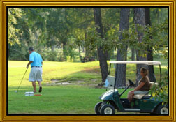 Pee Dee Region Golf Courses