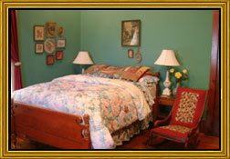 The Ivy Garden | Breeden Inn Bed and Breakfast - Bennettsville, SC