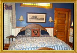 The Savannah Room | Breeden Inn Bed and Breakfast - Bennettsville, SC