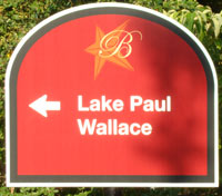 Lake Paul Wallace