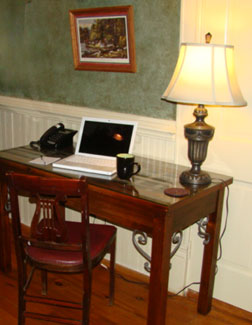 Wireless Internet throughout the Inn